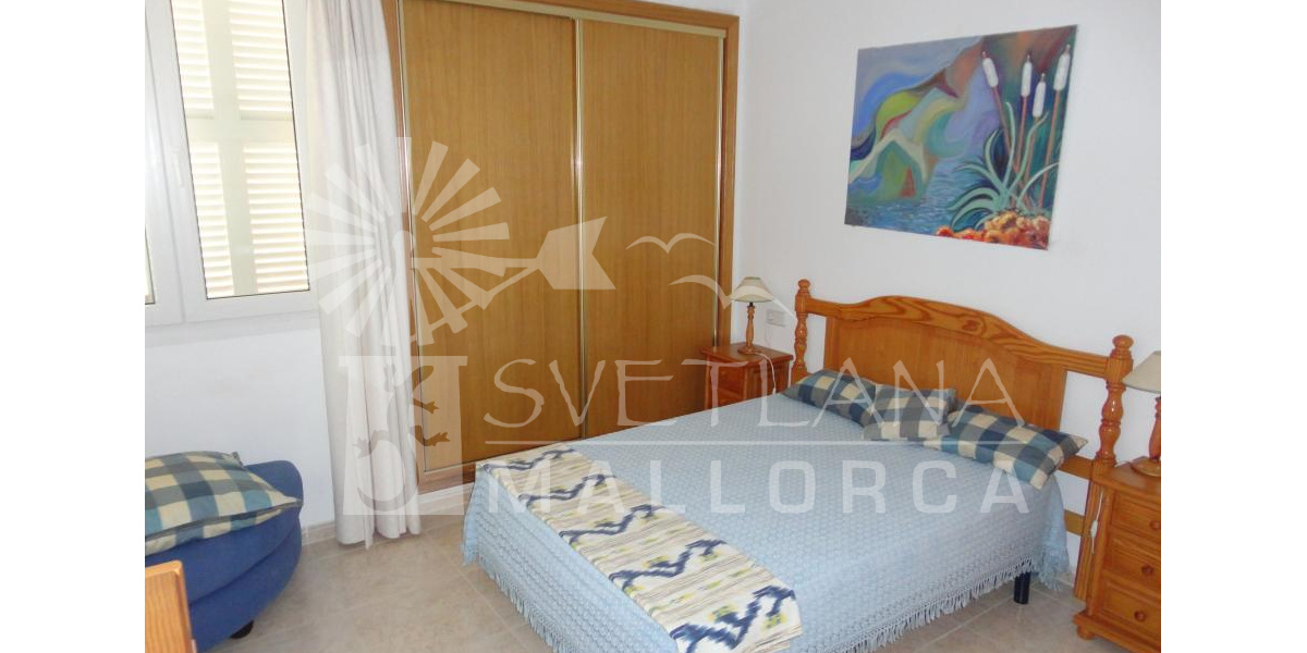 Double bedroom.